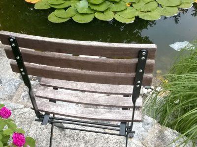Naturstein Rechenauer Garten Dekoration Terrasse Brunnentrog Bank Einfassung Gneis Granit Kalkstein Haus Eingang Weg Zufahrt Wasser