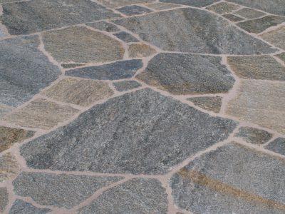 Naturstein Rechenauer Garten Terrasse Einfassung Gneis Granit Kalkstein Haus